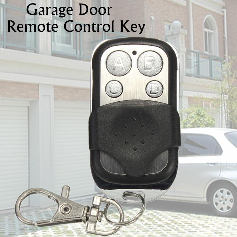 4 Button Electric Gate Garage Door Remote Control 270MHz
