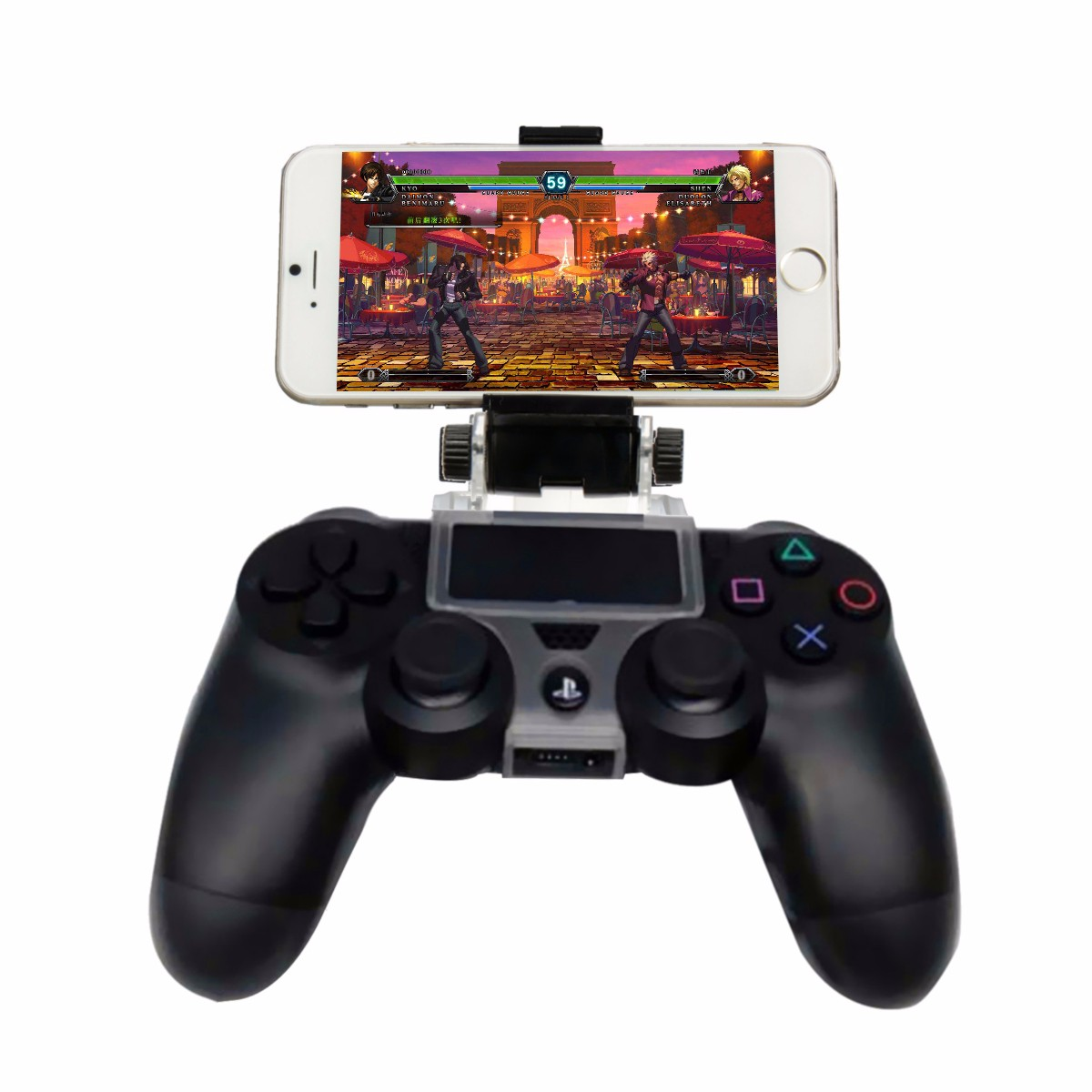 how to use my phone as a ps4 controller