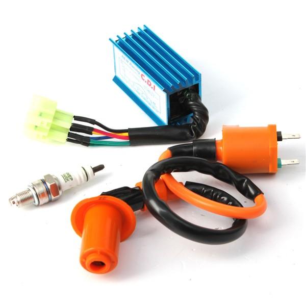 Ignition Coil Spark Plug CDI