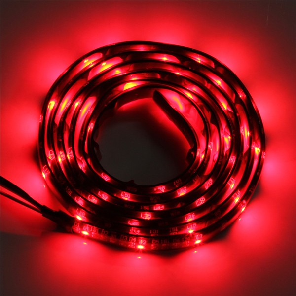 LED Strip Avadanlık 150cm Esnek Çok İşlevli Işık Fren Dönüş Sinyali