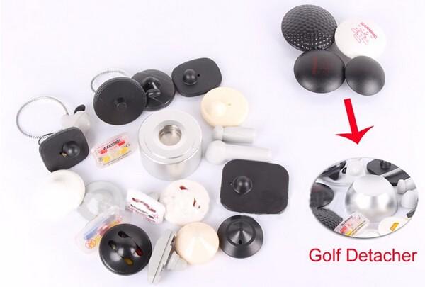 Effetool EAS Sistema 12000GS Staccapelli di Super Golf Staccapelli EAS Etichetta Sicurezza