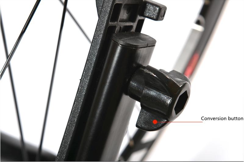 Ruedas de soporte rockbros bicicleta rueda de centrado herramienta llanta marco correctiva