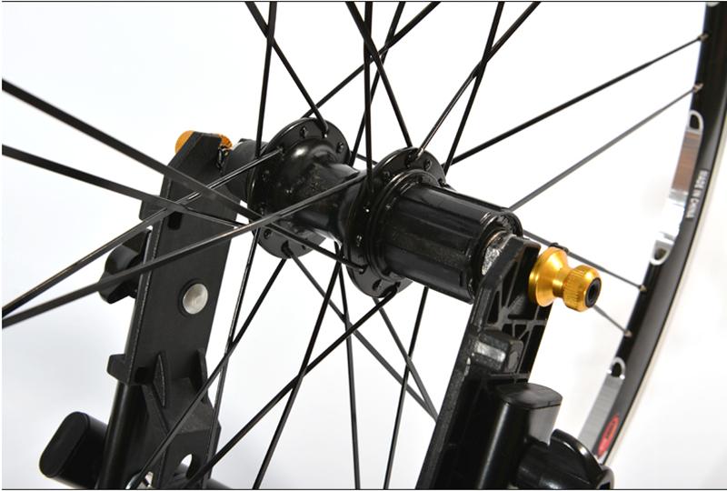 ROCKBROS Bicycle Wheel Truing Stand Wheels Corrective Frame Rim Tool