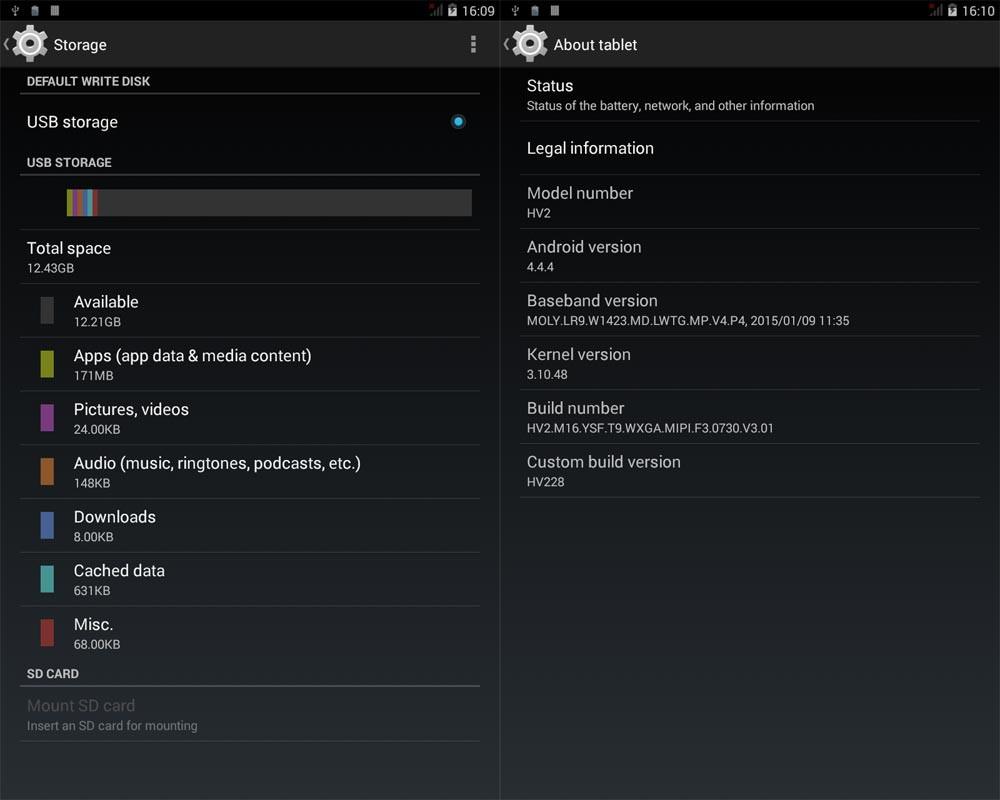 M16MT8732VCرباعيةالنواة7بوصة إيبس Android4.4 IP67 ثلاثة منع الوسادة اللوحي