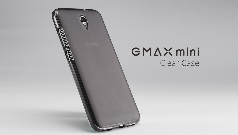 Thin Soft Clear โปร่งใสคอมพิวเตอร์ เคส ฝาครอบสำหรับ UMI eMAX Mini