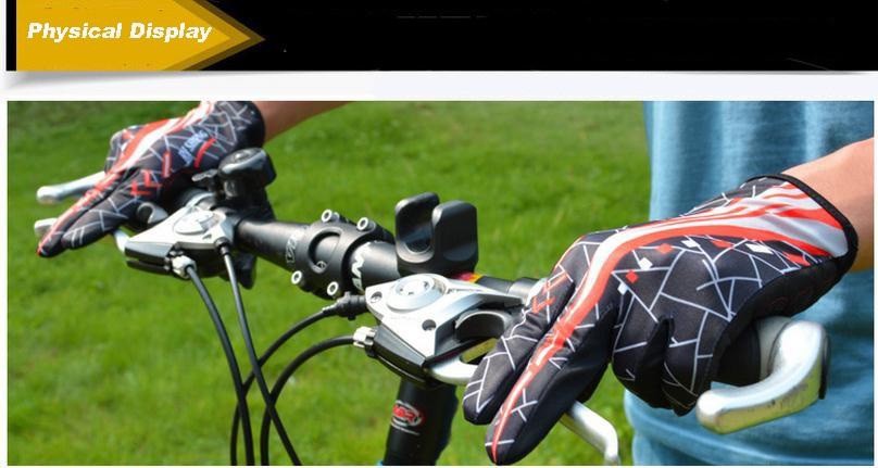 アウトドア  バイク  自転車  グローブ  スポーツ  ライディング   グローブ       フルフィンガー  グローブ
