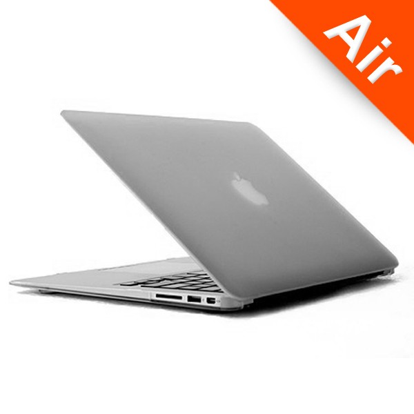 Cover Logo Frosted Surface Matte Hard Cover Laptop Protective Case For Apple Macbook Air 11.6 Inch