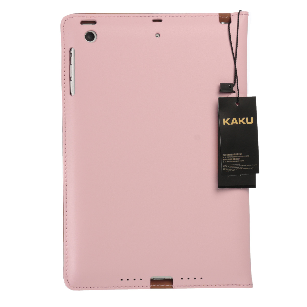 PU Leather Ultra Stand Case Cover For Apple IPad Mini Pink