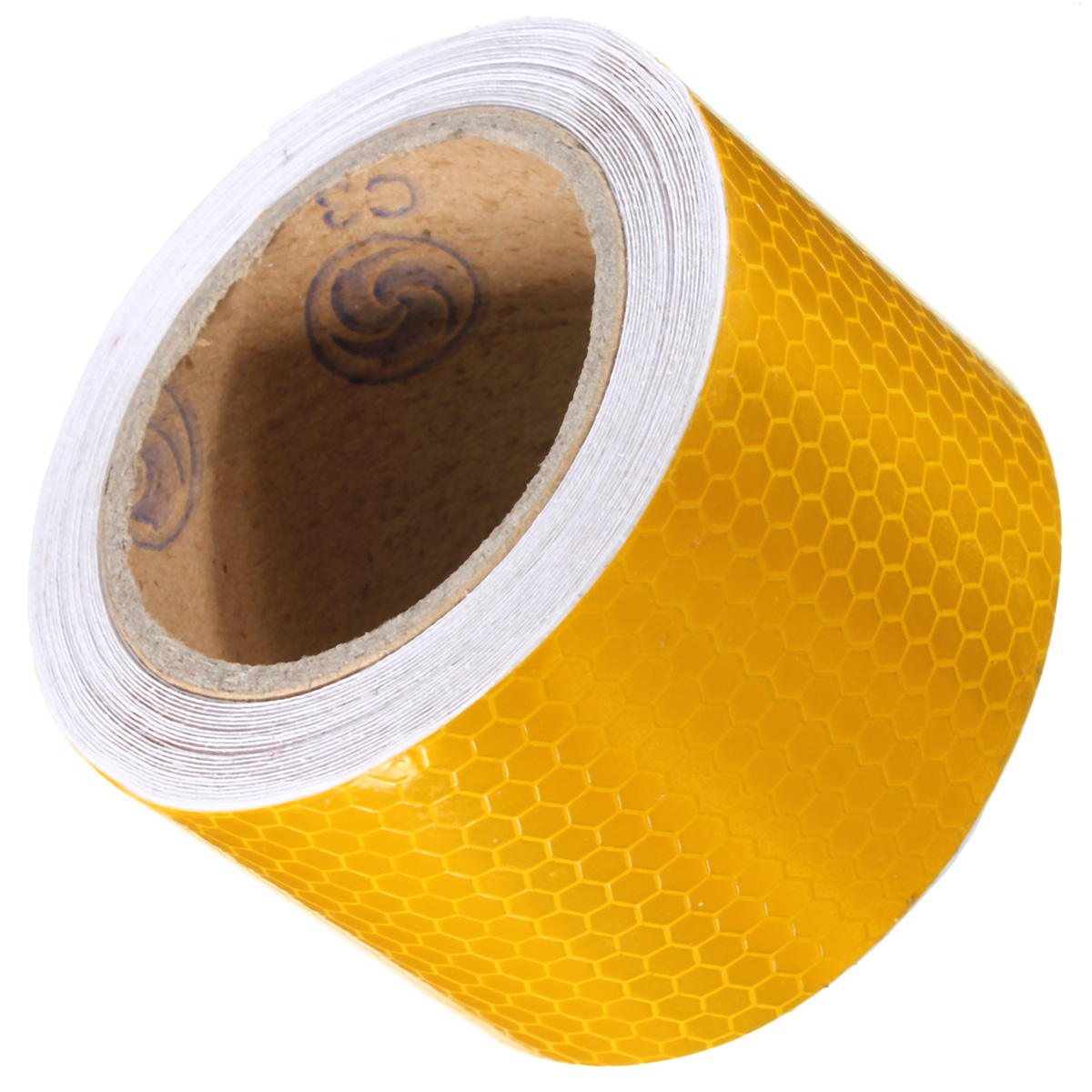 Reliable High Intensity Reflective Tape Vinyl Roll Self