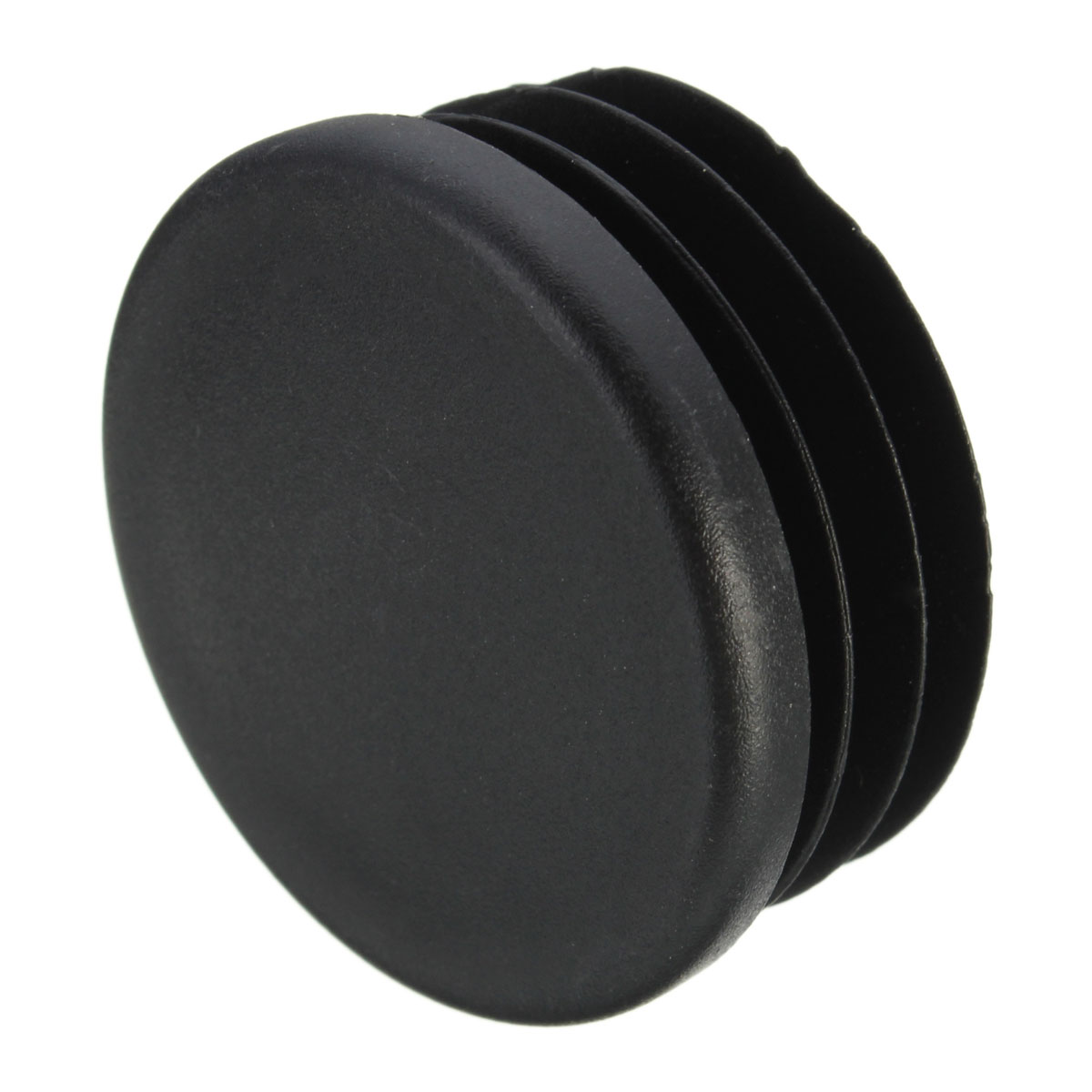 Round plastic end caps insert plugs lazada indonesia