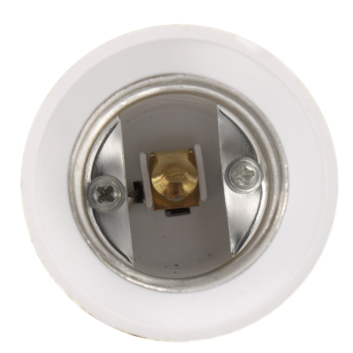 US Plug to E27 LED Light Lamp Bulbs Wall Socket Base Adapter Converter Switch Lazada PH