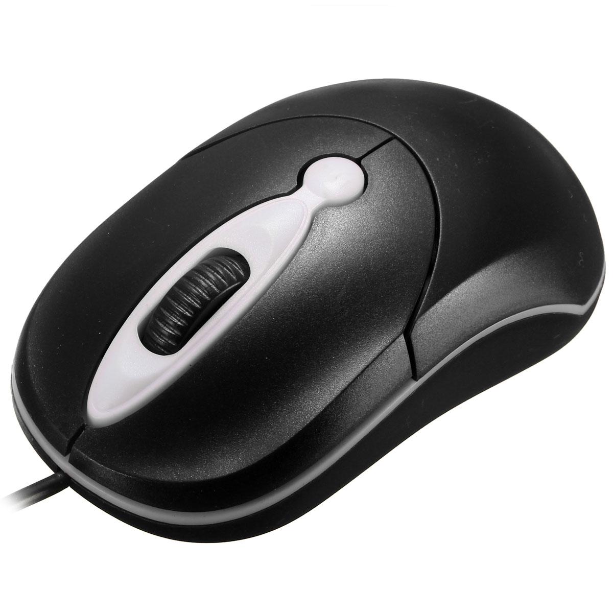 All About Amazoncom Amazonbasics 3button Usb Wired Mouse Black Electronics