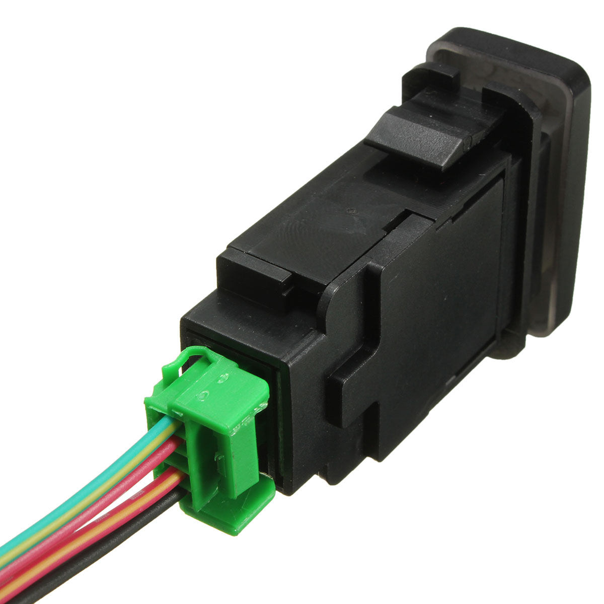 Replacement 12v Led Push Switch For Toyota Landcruiser