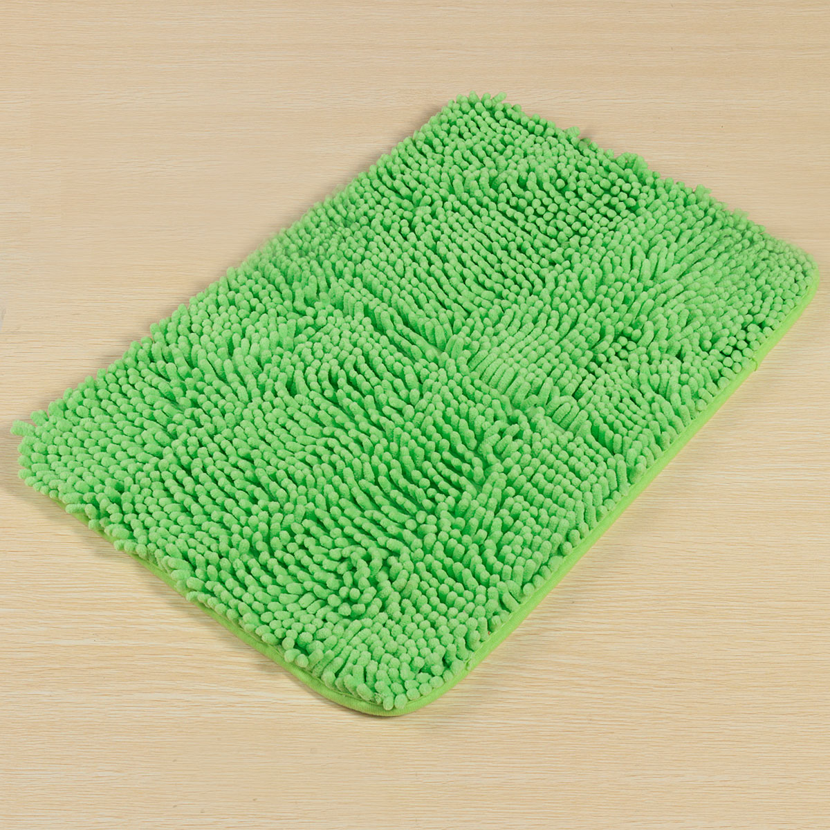 Washable Bedroom Floor Mat Shaggy Rugs Non-Slip Pad Thick