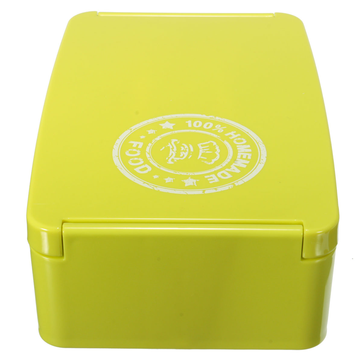 portable microwave oven bento lunch box picnic food container with fork spoon green intl. Black Bedroom Furniture Sets. Home Design Ideas
