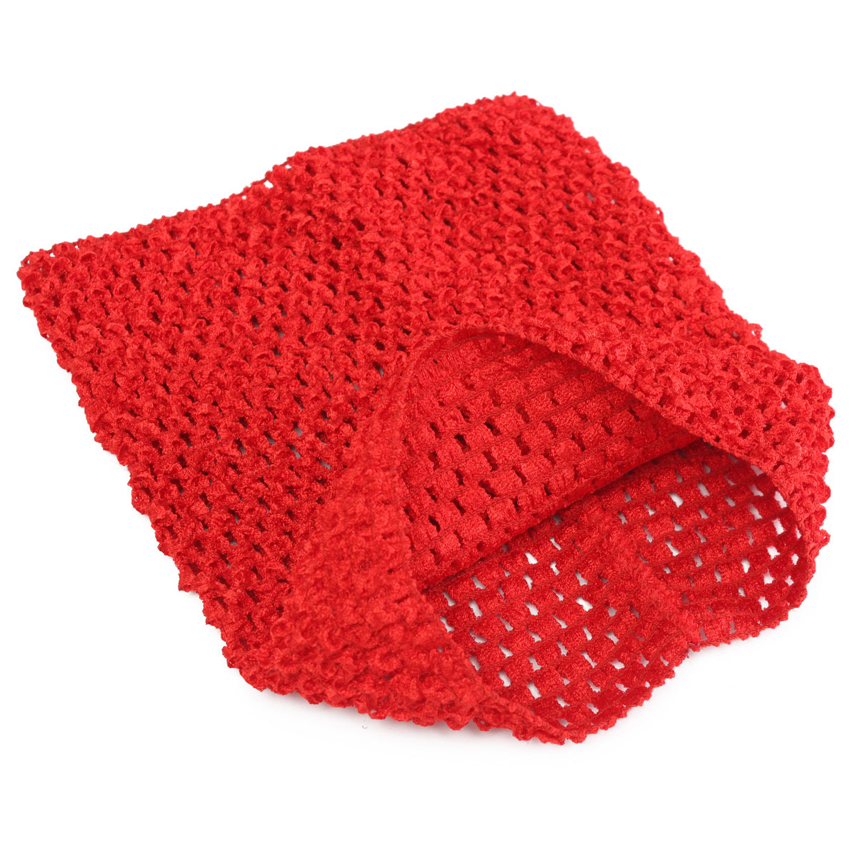 Crochet Tube Top elastic Waistband Red   Lazada Indonesia