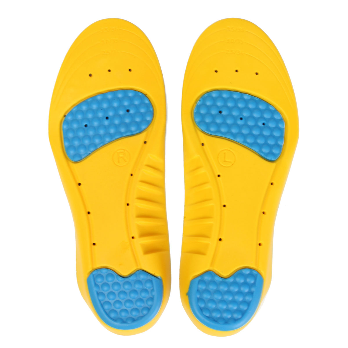 soft memory foam orthotics relief support shoes