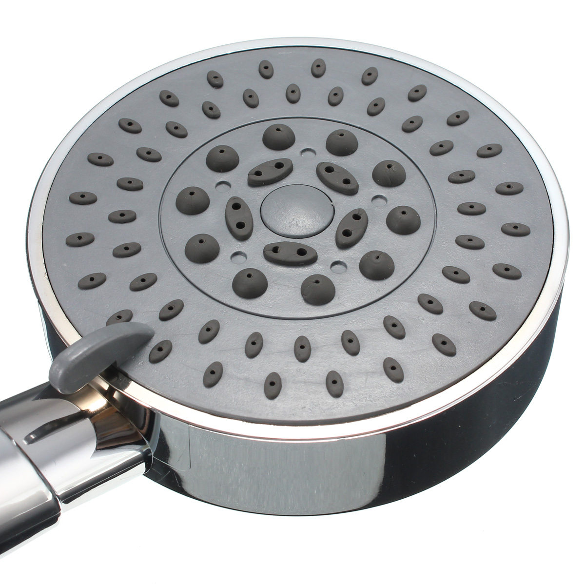 how to clean shower head limescale