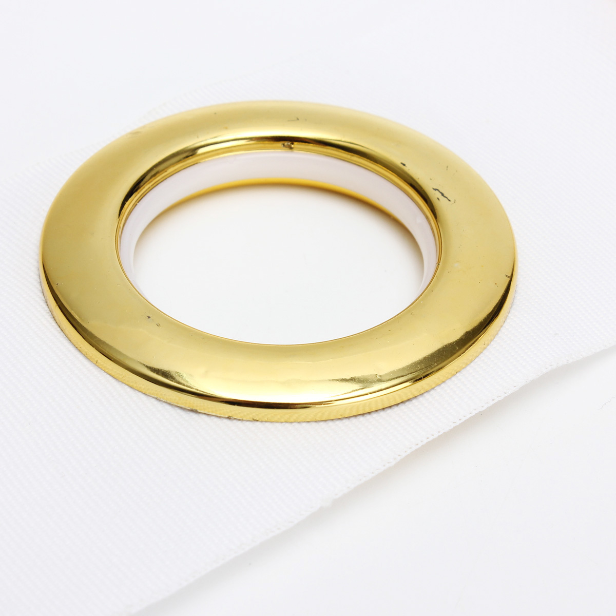 Eyelet curtain rings