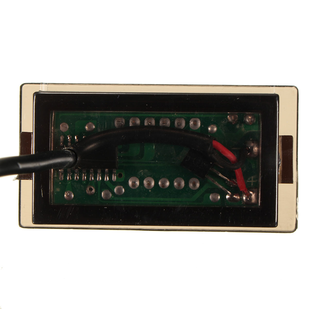 12 Volt Panel Meter : Dc v led digital display panel volt meter voltage