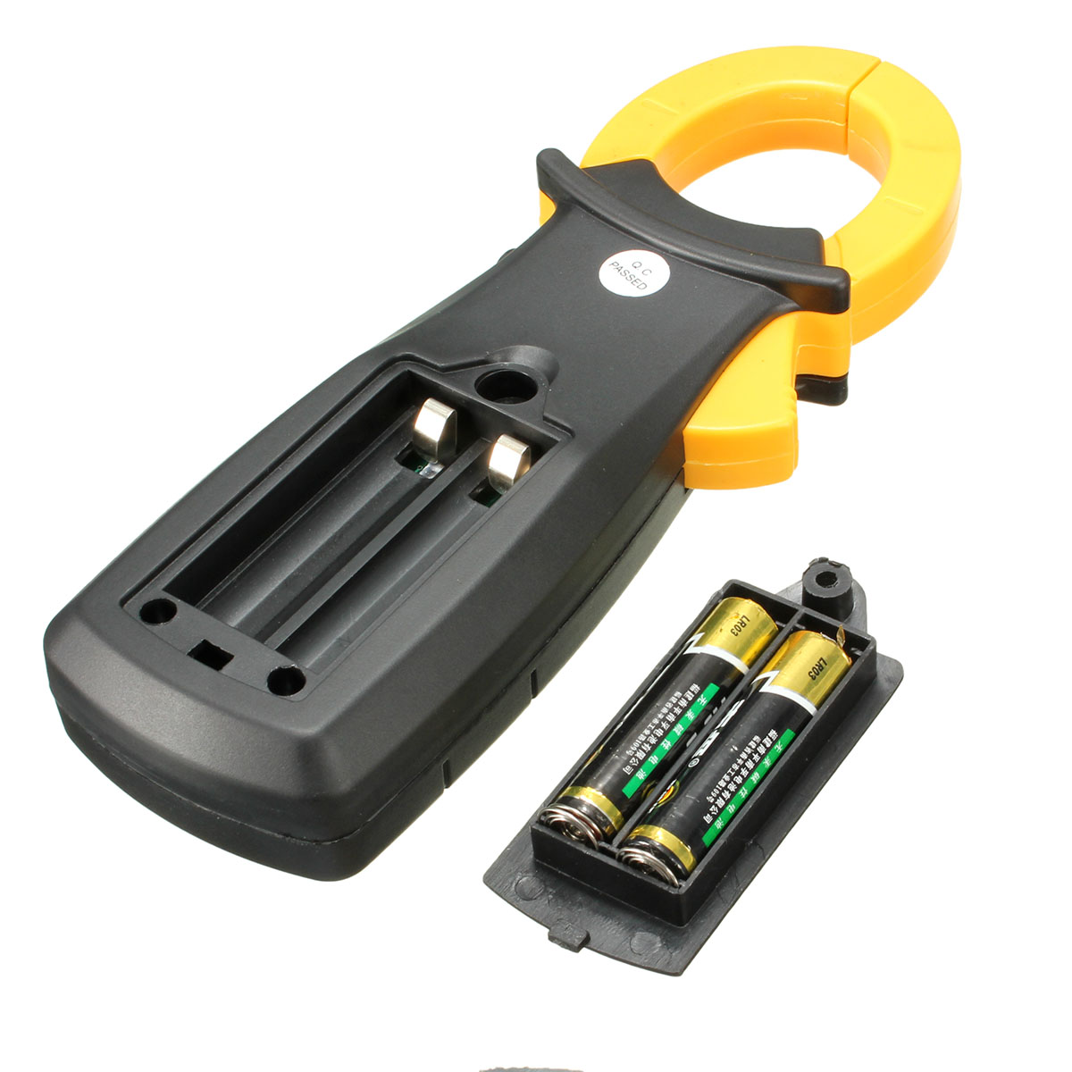 Ac Voltage Wire Identifier Tool : Digital electronic ac dc voltage clamp meter multimeter