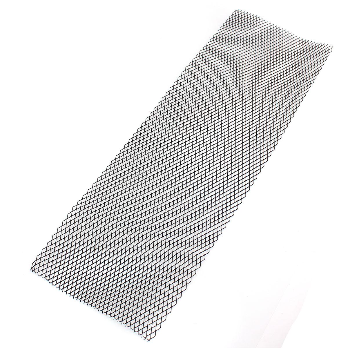 100x33cm universal aluminium grille mesh vent race car. Black Bedroom Furniture Sets. Home Design Ideas