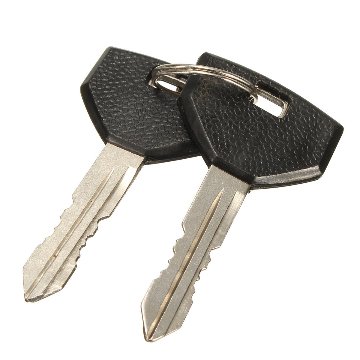 Ignition key switch lock cylinder with 2 key for chrysler dodge jeep lazada ph