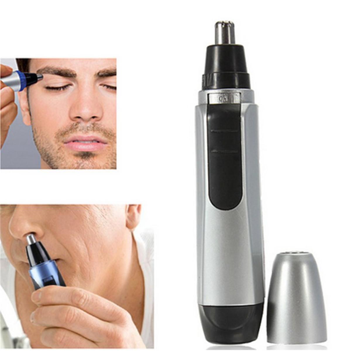 Устройство триммера для стрижки волос в носу