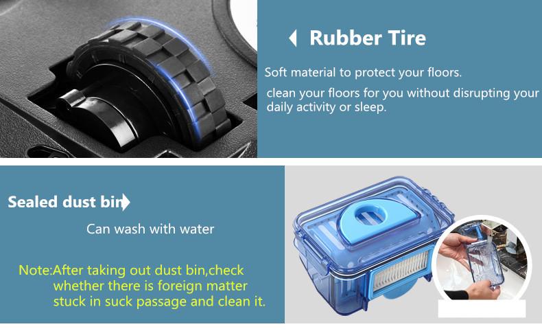 smart robot de vadrouille en microfibre robot aspirateur. Black Bedroom Furniture Sets. Home Design Ideas