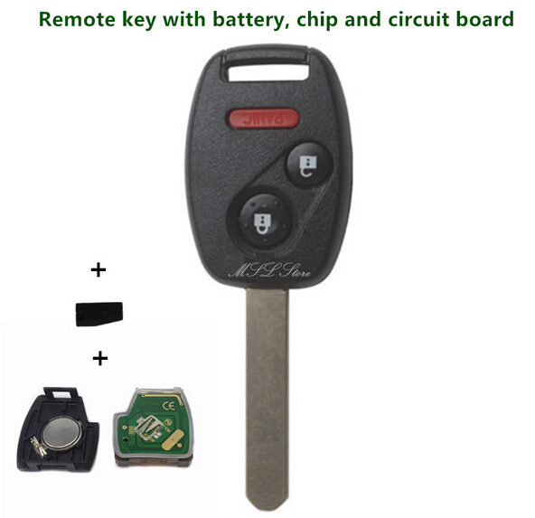 2003 2007 remote key with chip id46 433 mhz for honda for What does the econ button do in a honda civic