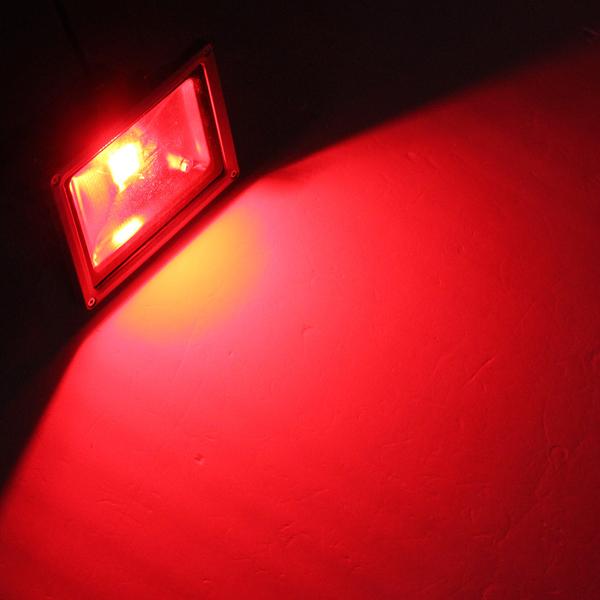20w led lampe projecteur rgb exterieur lumiere ip65 for Lumiere a led pour exterieur