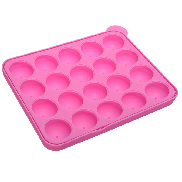 How To Use A Silicone Cake Pop Pan