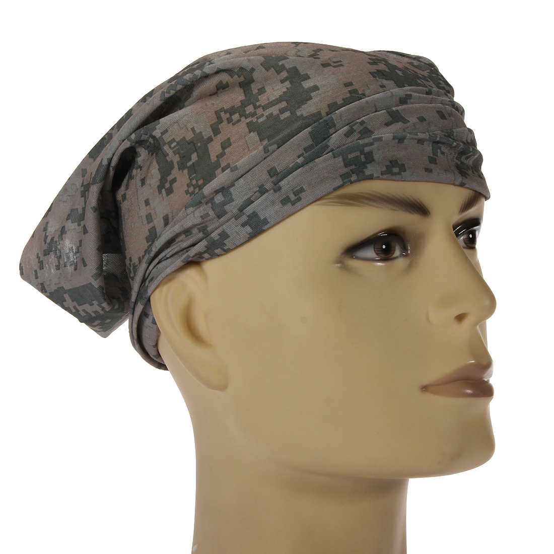 Soft Multifunction Scarf Face Mask Warmer Neck Cap ...