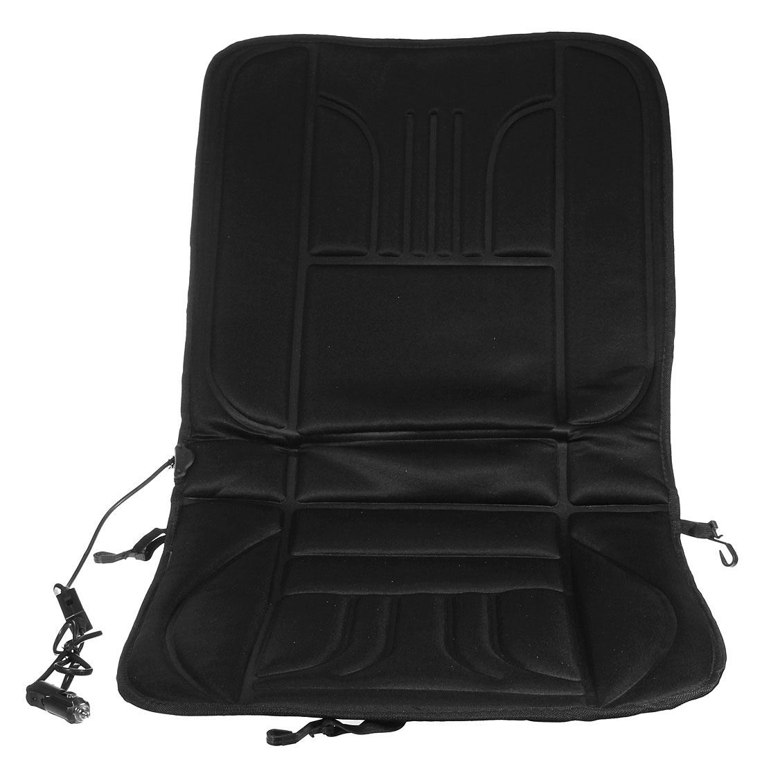 Car Truck Vehicle Heated Padded Pad Hot Front Seat Cushion