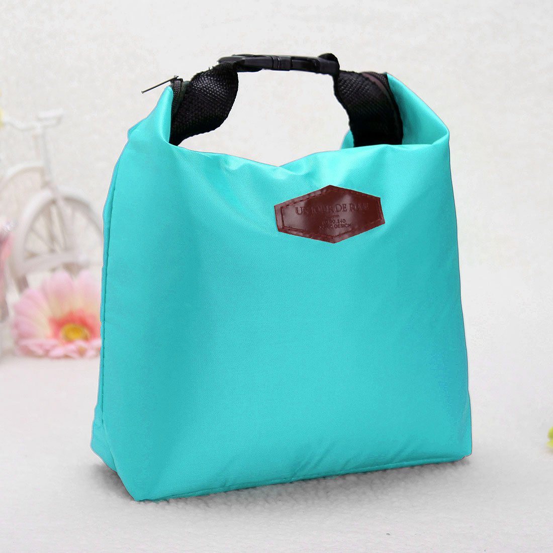 Insulated Carrying Bag : Thermal insulated waterproof lunch tote storage picnic