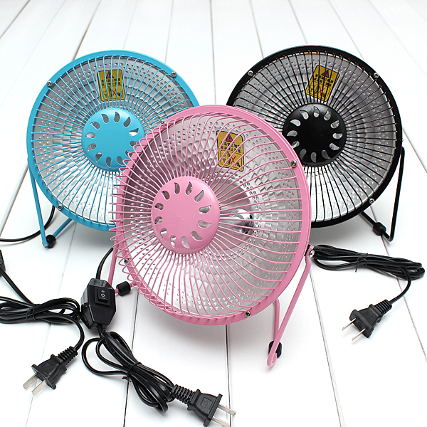 Small Electric Fans For Home : Mini home office desktop personal winter warm thermal