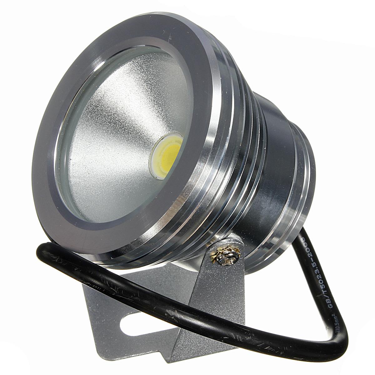 U ip65 projecteur 10w led etanche spot ext rieur jardin - Spot led ip65 12v ...