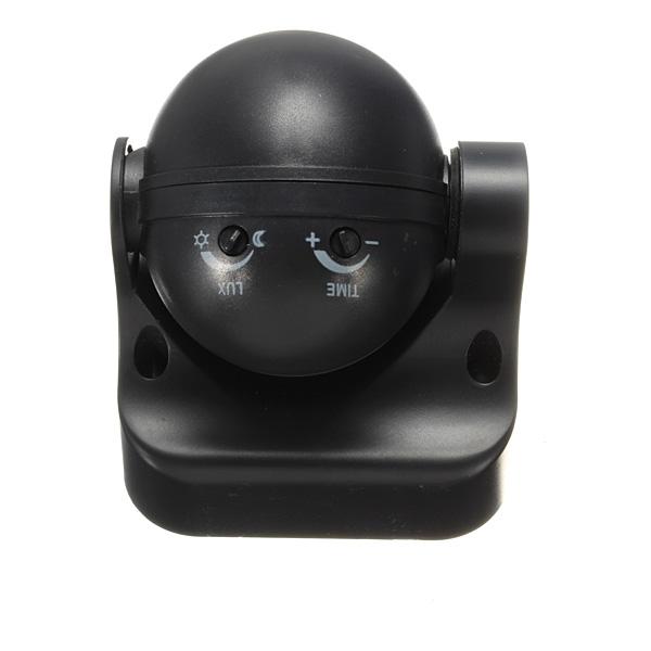 Wall Mounted Pir Light Switch : 180?? White or Black Occupancy Sensor PIR Motion Light Switch Wall Mounted 12M Black Lazada ...