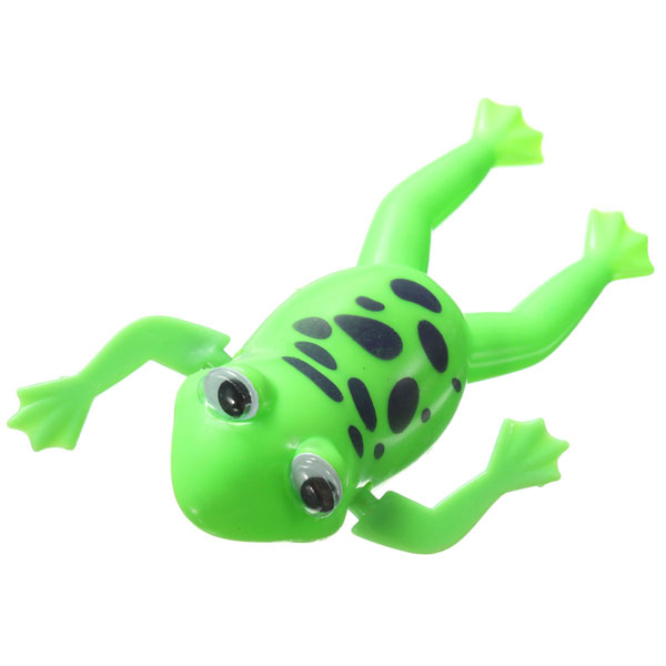 Winding Wind Up Fun Baby Bath Swimming Animal Toy Pool Frog Lazada Malaysia