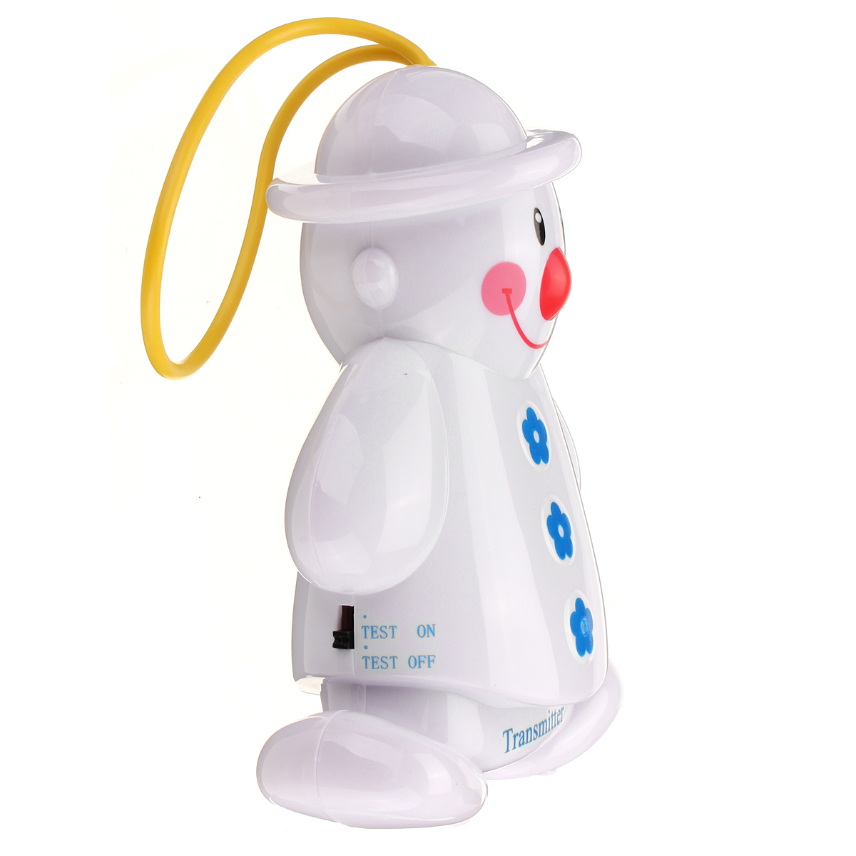 New Lovely Snowman Wireless Baby Cry Detector Monitor