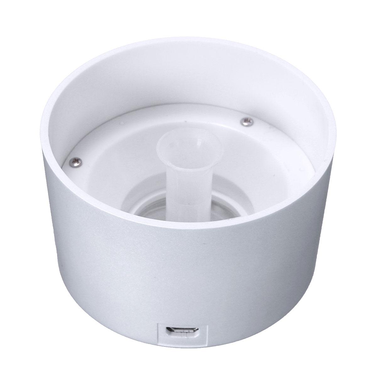Portable Mini Water Bottle Caps USB Humidifier Aroma Air Diffuser Mist  #555A77