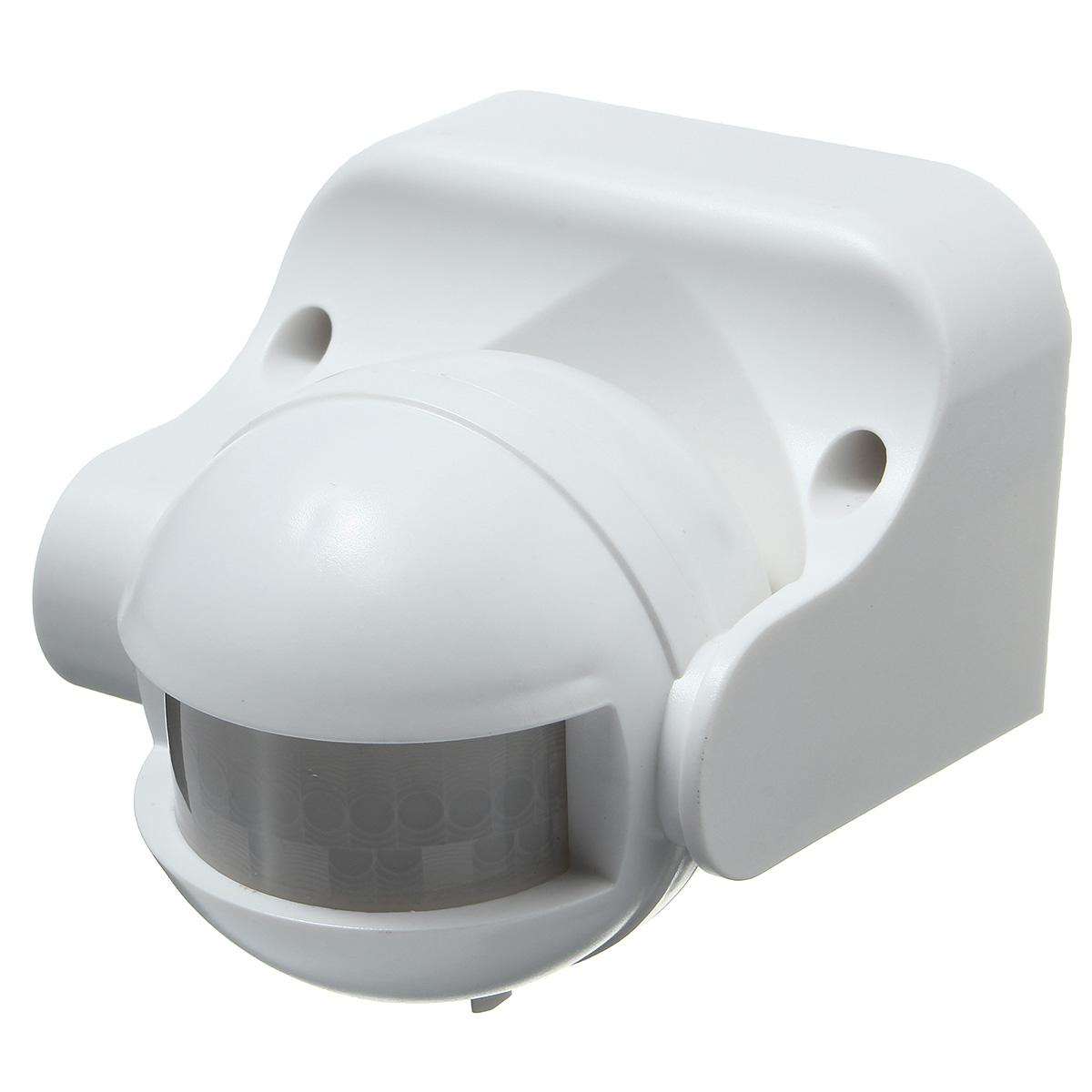 180 pir led lampe s curit d tecteur capteur mouvement for Lampe exterieur etanche