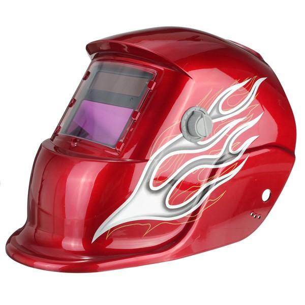 Flame Auto Darkening Welding Helmet Arc Tig Mig Grinding Welders Mask