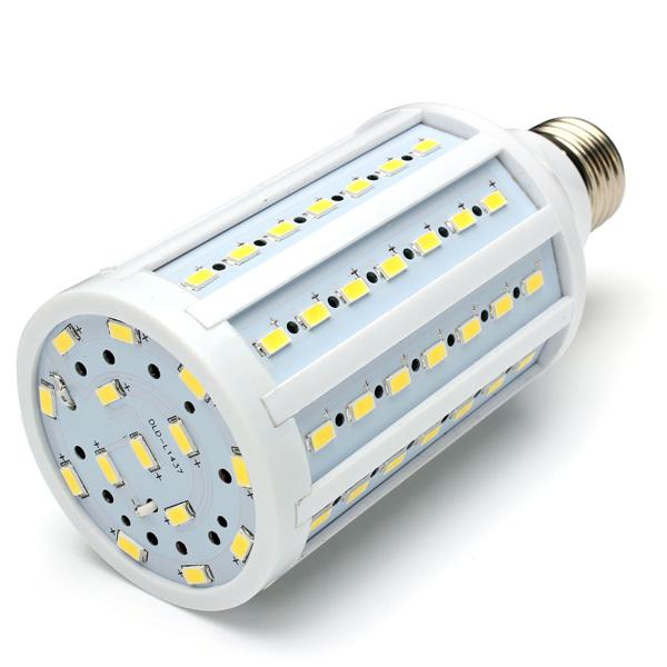 E27 110V 220V 1750LM LED Ring Lamp No Flash 20W 5500K Bulb Photography Lamp