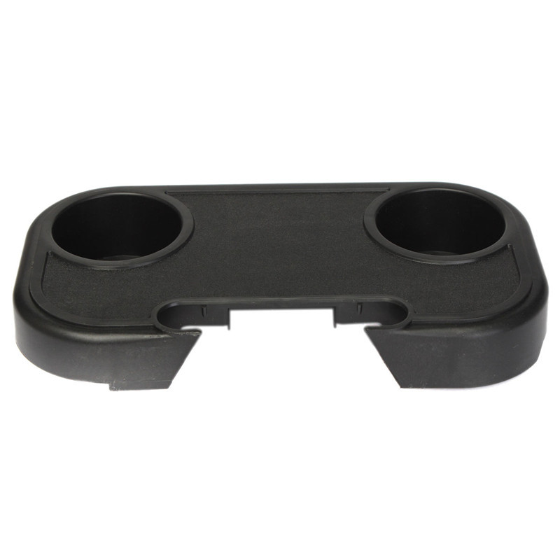 Plastic Clip-on Chair Relaxer Desk Side Cup Drinking Stuff Holder