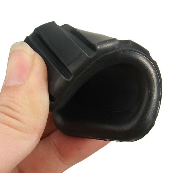Black Rubber Brake Clutch Pedal For Renault Megane Laguna Clio Kangoo