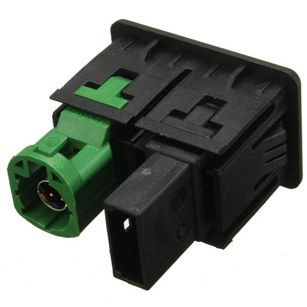 USB Aux Switch & USB Wire Cable Adapter For BMW 3 5 series E87 E90 E91 E92 X5 X6