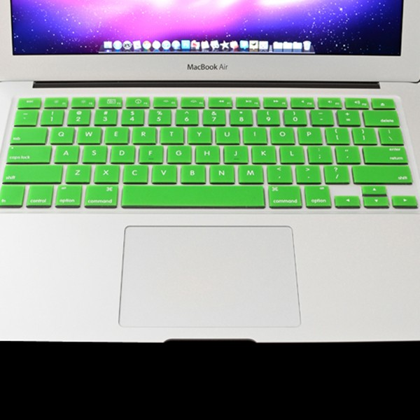 Silicon US Keyboard Skin Protective Film For Macbook Air 13.3 Inch