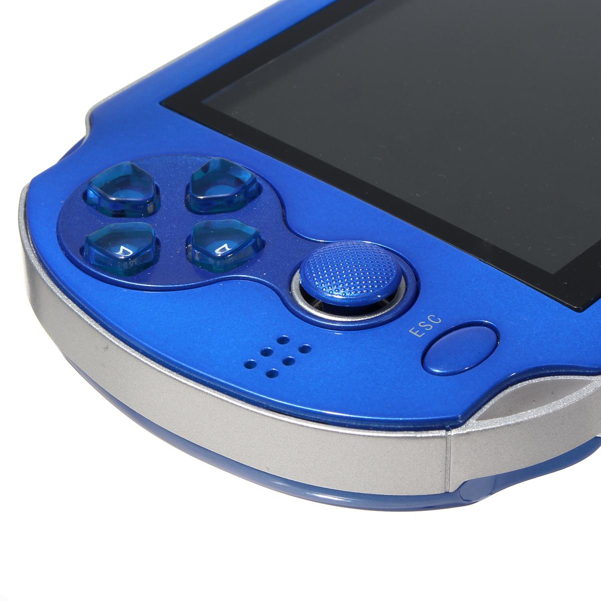 2000 En 1 8GB 4.3'' LCD Console Rétro de Jeux
