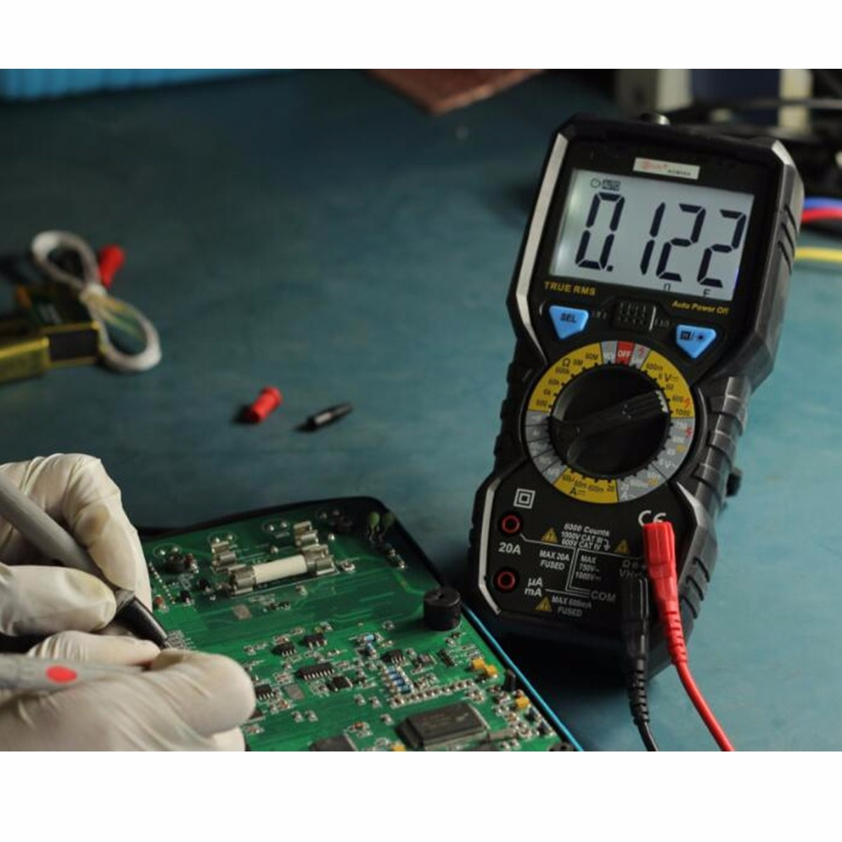 Liumy Digital Multimeter Sale Online Wholesale Multifunctional Circuit Tester Voltage Detector Pen Has Provided Guests With More Quality Equipment And A Better Customer Experience To Improve The Of Life